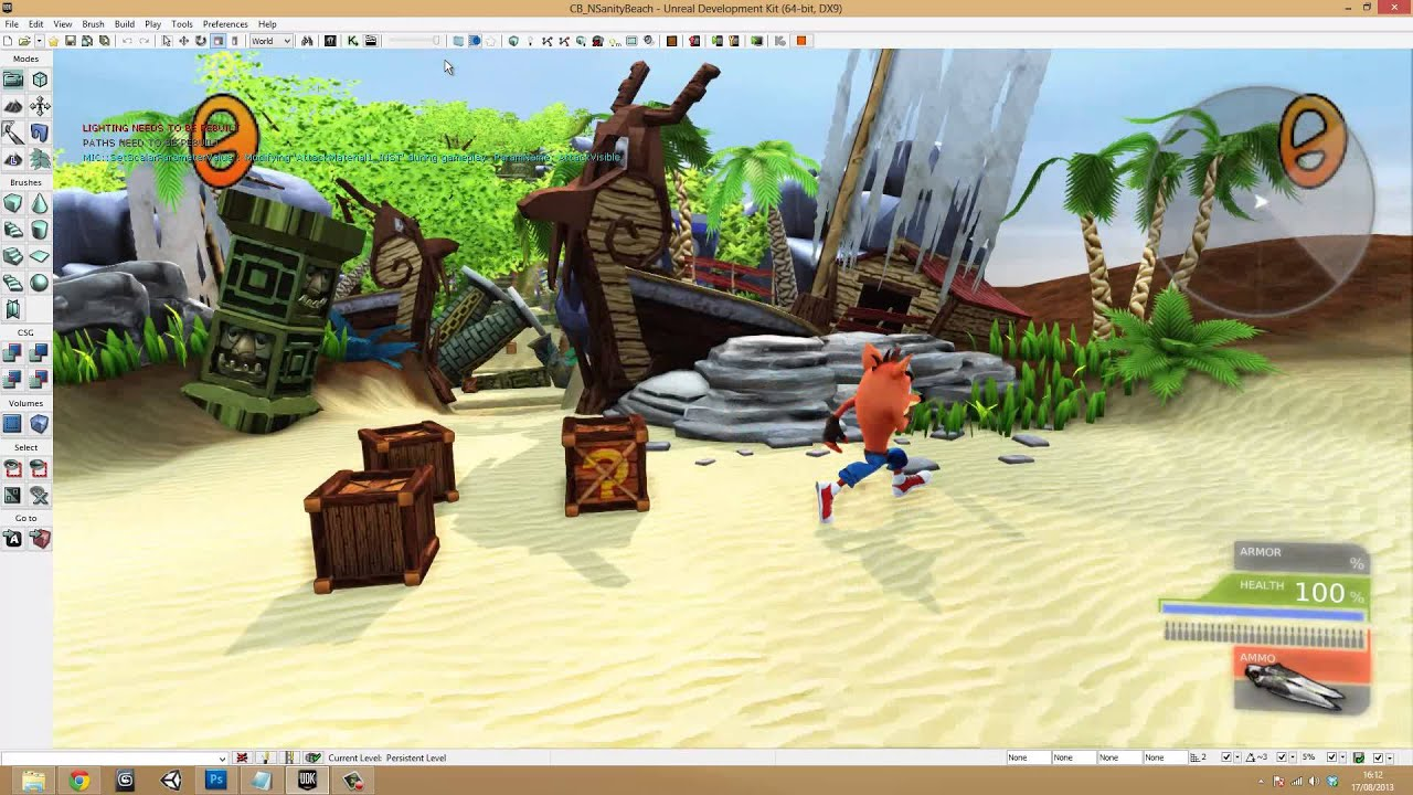 Crash Bandicoot Crash Landed Crash Bandicoot hd Level Play