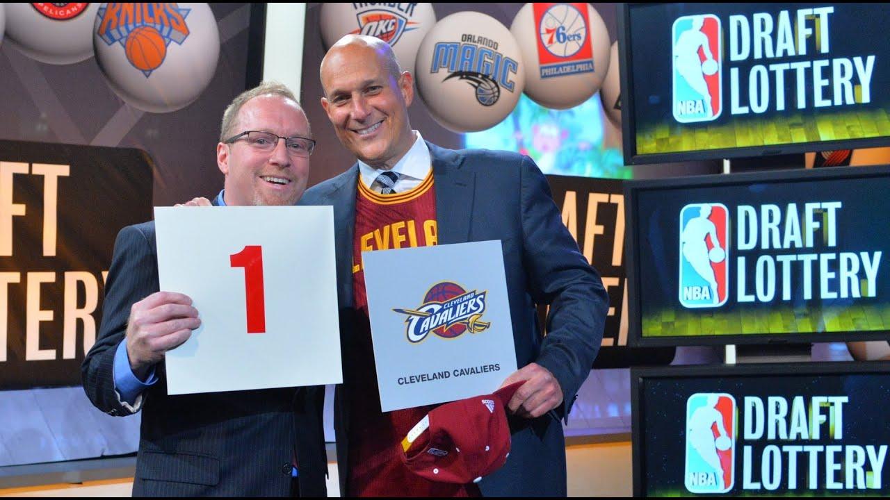 Nba draft lottery date in Hamilton