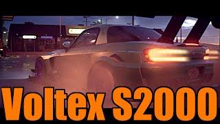 Need For Speed 2015   Voltex Honda S2000   Widebody Drift Car Build! NFS 2015 Customization