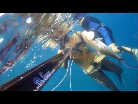 2012-13 spearfishing in Greece compilation + backstage bonus
