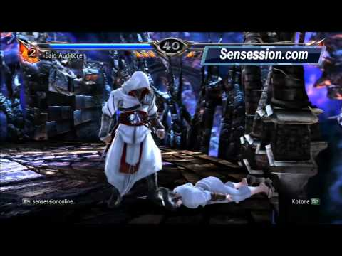SoulCalibur V review HD