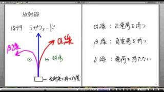 高校物理解説講義:「放射線」講義3