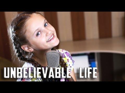 Unbelievable life  |  Ксения Левчик  | cover JaneFox