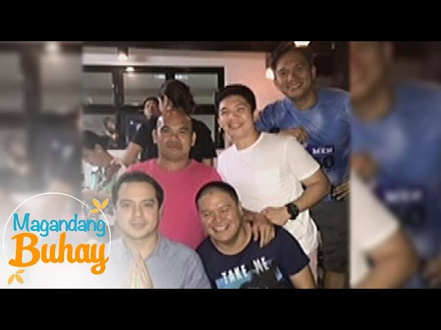 Magandang Buhay: John Lloyd's closest friends