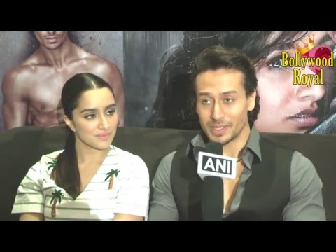 Exclusive Interview Of Tiger Shroff & Shraddha Kapoor For ''Baaghi'' Part-1