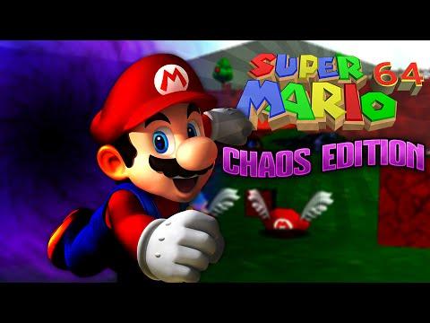 Super Mario 64: Chaos Edition!