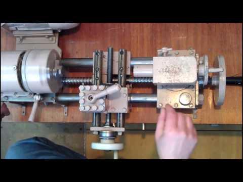 Самодельный токарный станок руками мастера / Homemade lathe