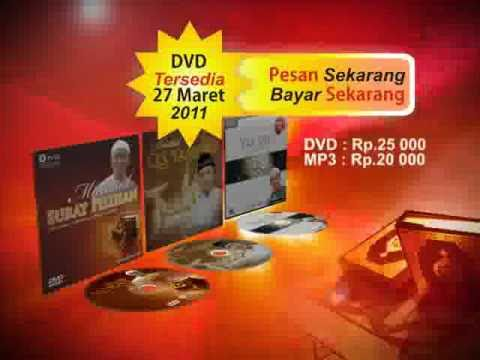 Dvd+mp3 Murotal Ust Yusuf Mansur (terbatas).flv video