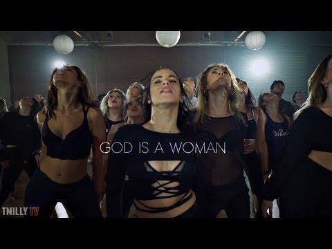 Ariana Grande - God is a woman - Dance Choreography by Jojo Gomez ft Kaycee Rice - #TMillyTV MP3