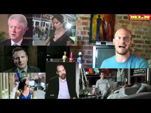 The Hangover Part II Giamatti,Lewis,Neeson,Chung,Cooper,Galifianakis -- Tyrone Rubin Film Show
