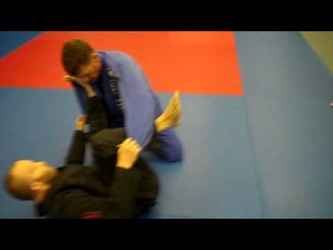 2 Good Spider Guard Drills and Sweeps Image 1