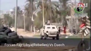 فجرليبيا يحررصبراتة من داعش            Lybie:FajrLibya libere Sabrata de Daech