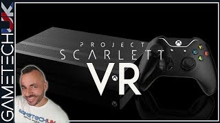 GAMING NEWS - VR for Xbox Scarlett?