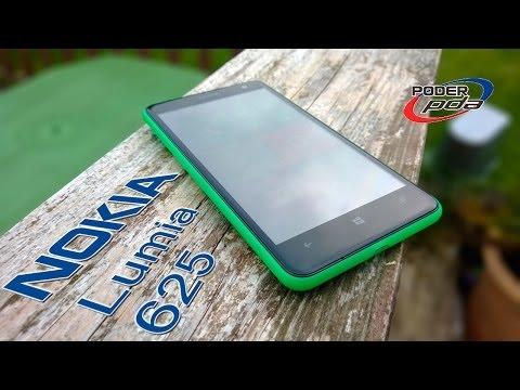 Nokia Lumia 625 - Análisis en Español