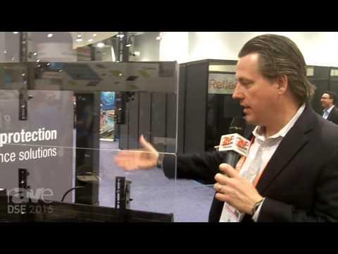 DSE 2015: SurgeX Talks About SX-DS-154 Defender Series MultiPak