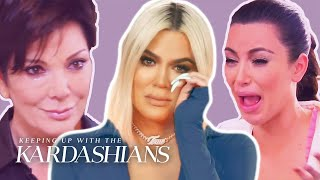 Unforgettable Kardashian Heart-to-Heart Conversations | KUWTK | E!