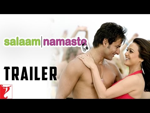 Salaam Namaste is listed (or ranked) 8 on the list The Best Preity Zinta Movies