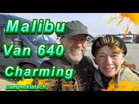 Carthago Malibu Van 640 LE Charming I Kastenwagen 2019 Neuheiten I Wohnmobile 2019 I camperklatsch