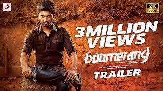 Boomerang Official Tamil Trailer | Atharvaa, Mega Akash | R Kannan | Radhan
