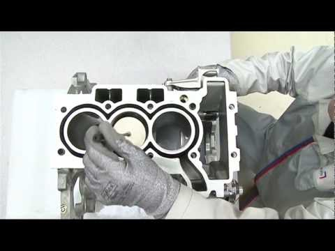Moteur essence EB - R&D automobile - PSA Peugeot Citroën
