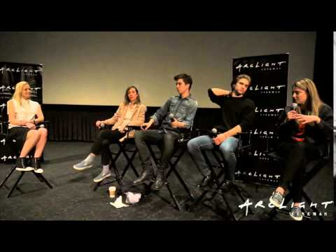 Palo Alto Q&A with Director Gia Coppola, Nat Wolff, Keegan Allen, and Zoe Levin