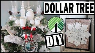 🎄DOLLAR TREE CHRISTMAS DIY  ❄️ CHRISTMAS HOME DECOR IDEAS