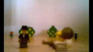 Lego Stop Motion Movie