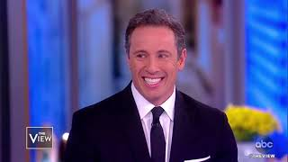 Chris Cuomo says Rudy Giuliani is 'acting as a PR agent' | The View