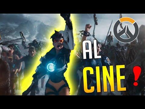 OVERWATCH: TRACER LLEGA AL CINE! CAMEO EN READY PLAYER ONE | ESPAÑOL