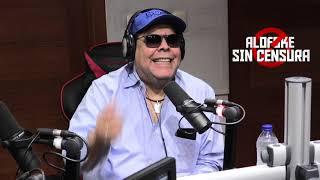 """GASTE UNOS 60 MILLONES EN DROGAS!!! Fernando Villalona """"El Mayimbe"""" en Alofoke Sin Censura!!!"""