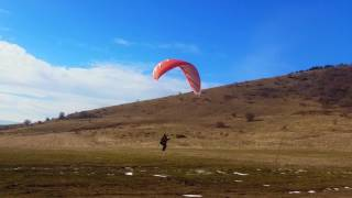 Ground Kiting by Ceco , U turn Thriller helico training ,