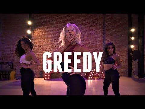 Ariana Grande - Greedy - Choreography by Marissa Heart - #TMillyTV
