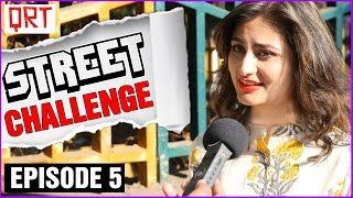 Cricket and Football Fans will CRY | Epic SPORTS Quiz | QRT Street Challenge Ep - 5