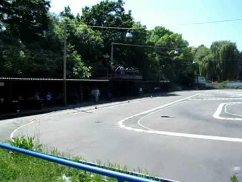 1. hromadný start v RC MOTO GP Čelákovice 2009 (24.5.2009)