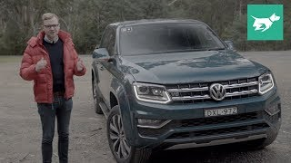 Volkswagen Amarok V6 580TDI Ultimate 2019 review