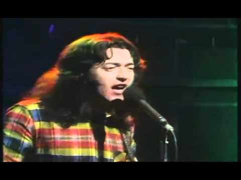 Rory Gallagher - Hands Off
