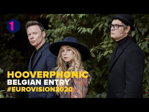 Belgian entry for Eurovision 2020: Hooverphonic