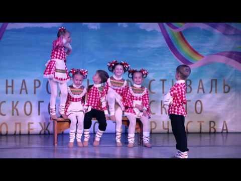 Народный ансамбль танца  Солнышко», г. Гай