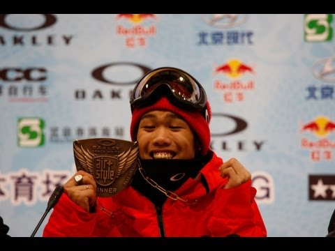 6Star Oakley Shaun White Air & Style Beijing - Wrap Up