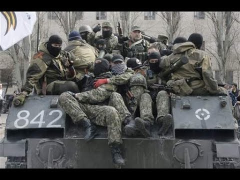 Russian outrage at Ukraine killing - 20/04/2014