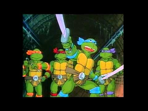 Teenage Mutant Ninja Turtles Theme Song Free Mp3 Download