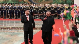 Xi Jinping, Kim Jong Un hold talks, discuss Korean Peninsula