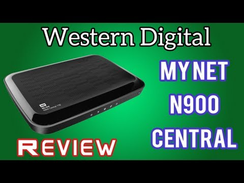 Hardware [02] - WD My Net N900 Central Review