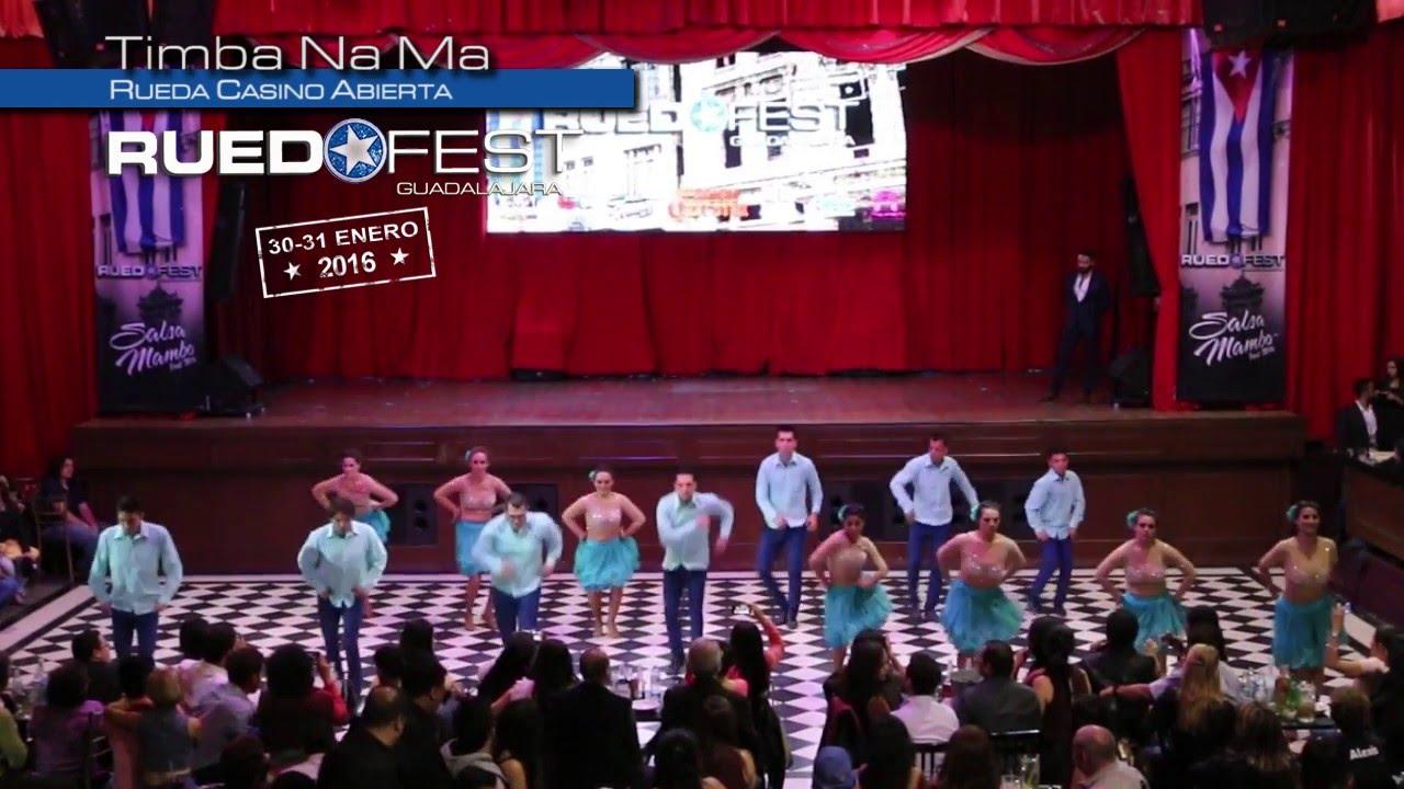 Timba Na Ma | Rueda Casino Abierta | Ruedafest 2016 | Guadalajara