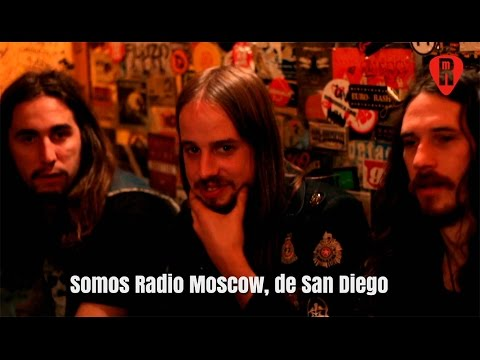 Radio Moscow -Meet&Live- RockMAP