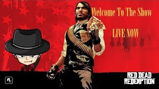 Red Dead Redemption Playthrough (Part 1) Cheats Enabled...