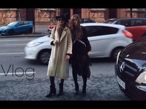Vlog : Киев,я танцор,мы с Соней снова вместе,UFW.