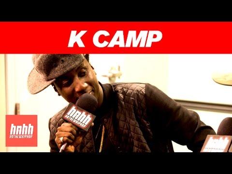 K Camp Talks Linking With Lil Boosie, lil Bit Twerk Vines & His Debut Album video