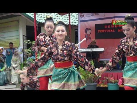 SMAN Binsus Dumai Juara 1 Lomba Tari Kreasi Melayu antar SLTA Sekota Dumai ditaja MAN Dumai