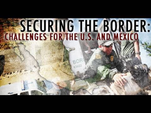 sucuring the border